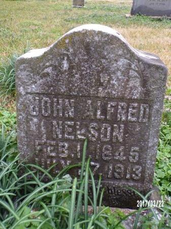 NELSON, JOHN ALFRED - East Carroll County, Louisiana   JOHN ALFRED NELSON - Louisiana Gravestone Photos