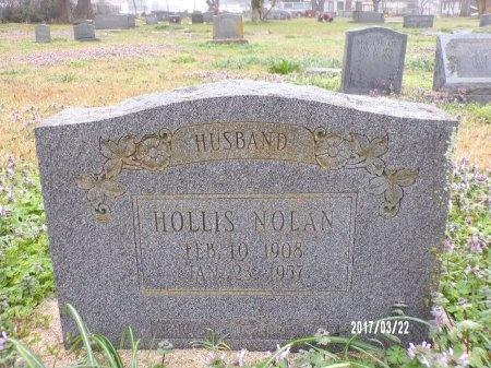 NOLAN, SIDNEY HOLLIS - East Carroll County, Louisiana | SIDNEY HOLLIS NOLAN - Louisiana Gravestone Photos