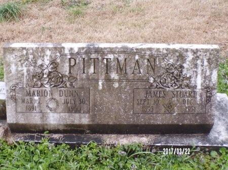 PITTMAN, JAMES STUART - East Carroll County, Louisiana | JAMES STUART PITTMAN - Louisiana Gravestone Photos