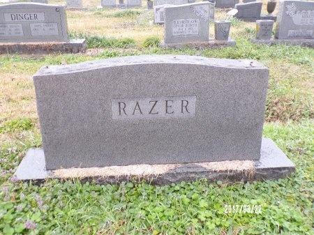 RAZER, FAMILY PLOT - East Carroll County, Louisiana | FAMILY PLOT RAZER - Louisiana Gravestone Photos