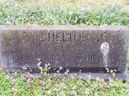 MCNABB SHELTON, MATTIE ANN - East Carroll County, Louisiana   MATTIE ANN MCNABB SHELTON - Louisiana Gravestone Photos