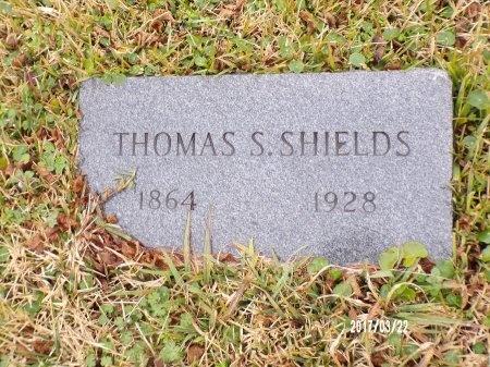 SHIELDS, THOMAS S - East Carroll County, Louisiana | THOMAS S SHIELDS - Louisiana Gravestone Photos