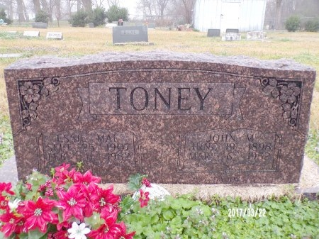 CASTON TONEY, ESSIE MAE - East Carroll County, Louisiana | ESSIE MAE CASTON TONEY - Louisiana Gravestone Photos