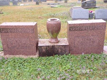 TULLOS, W T - East Carroll County, Louisiana   W T TULLOS - Louisiana Gravestone Photos