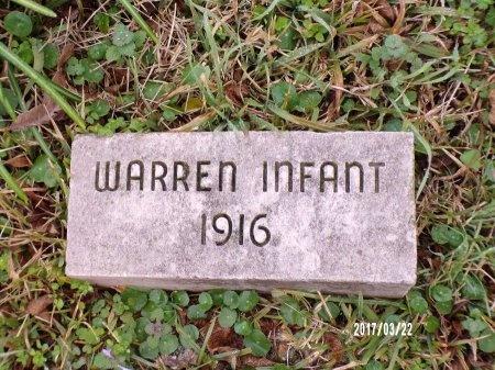 WARREN, INFANT - East Carroll County, Louisiana | INFANT WARREN - Louisiana Gravestone Photos