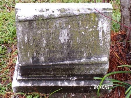 WYLY, ANNA SPARROW - East Carroll County, Louisiana | ANNA SPARROW WYLY - Louisiana Gravestone Photos
