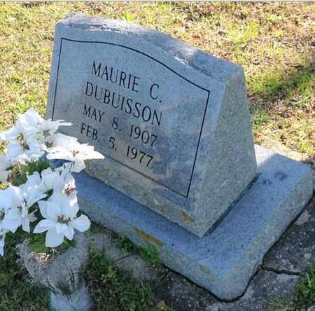 DUBUIISSON, MAURIE C - East Feliciana County, Louisiana | MAURIE C DUBUIISSON - Louisiana Gravestone Photos