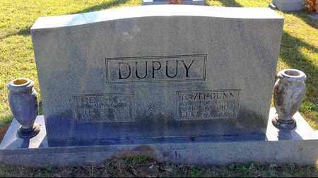 "DUPUY, PENNICK L ""MR PAT"" - East Feliciana County, Louisiana | PENNICK L ""MR PAT"" DUPUY - Louisiana Gravestone Photos"
