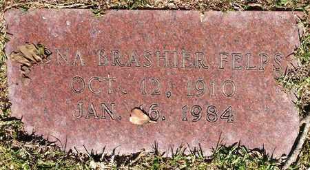 BRASHIER FELPS, ONA - East Feliciana County, Louisiana | ONA BRASHIER FELPS - Louisiana Gravestone Photos