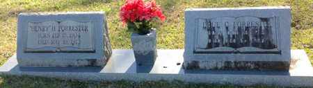 FORRESTER, HENRY HOWARD - East Feliciana County, Louisiana | HENRY HOWARD FORRESTER - Louisiana Gravestone Photos