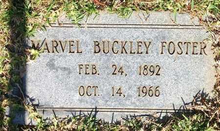 BUCKLEY FOSTER, MARVEL - East Feliciana County, Louisiana | MARVEL BUCKLEY FOSTER - Louisiana Gravestone Photos