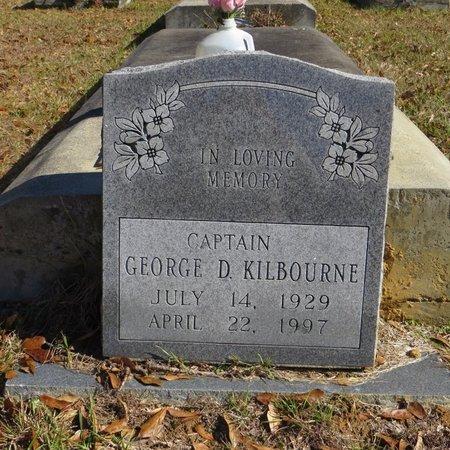 KILBOURNE, GEORGE D - East Feliciana County, Louisiana | GEORGE D KILBOURNE - Louisiana Gravestone Photos