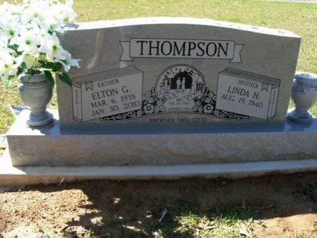 THOMPSON, ELTON G - East Feliciana County, Louisiana | ELTON G THOMPSON - Louisiana Gravestone Photos