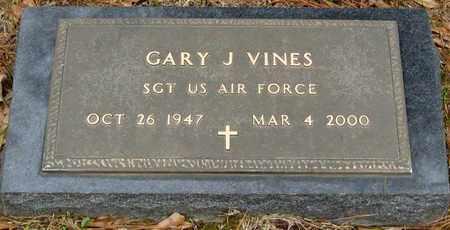 VINES, GARY J (VETERAN) - East Feliciana County, Louisiana   GARY J (VETERAN) VINES - Louisiana Gravestone Photos