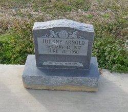 ARNOLD, JOHNNY - Franklin County, Louisiana | JOHNNY ARNOLD - Louisiana Gravestone Photos