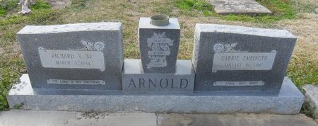 ARNOLD, CARRIE - Franklin County, Louisiana | CARRIE ARNOLD - Louisiana Gravestone Photos