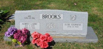 BROOKS, AUBREY LARRY - Franklin County, Louisiana   AUBREY LARRY BROOKS - Louisiana Gravestone Photos