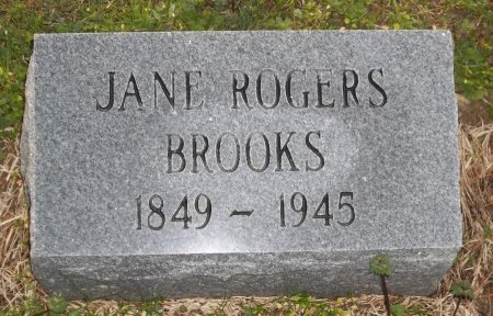 BROOKS, JANE - Franklin County, Louisiana   JANE BROOKS - Louisiana Gravestone Photos