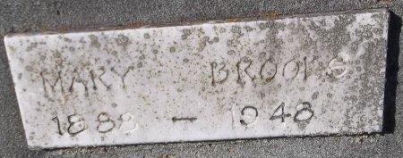 BROOKS, MARY (CLOSE UP) - Franklin County, Louisiana | MARY (CLOSE UP) BROOKS - Louisiana Gravestone Photos