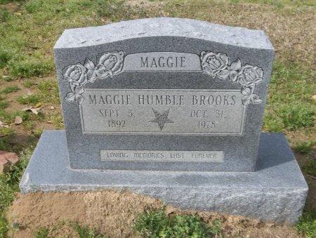 BROOKS, MAGGIE - Franklin County, Louisiana | MAGGIE BROOKS - Louisiana Gravestone Photos