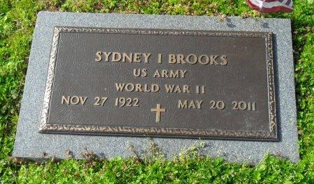 BROOKS , SYDNEY I (VETERAN WWII) - Franklin County, Louisiana   SYDNEY I (VETERAN WWII) BROOKS  - Louisiana Gravestone Photos