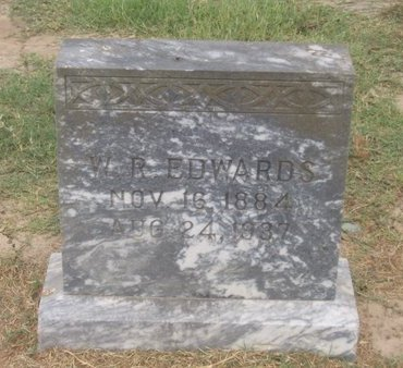 "EDWARDS, CHARLES WILLIAM ""RIGHTY"" - Franklin County, Louisiana 