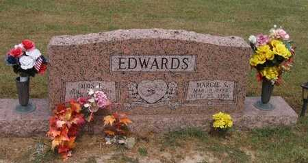 SPROLES EDWARDS, MARGIE EDNA - Franklin County, Louisiana | MARGIE EDNA SPROLES EDWARDS - Louisiana Gravestone Photos