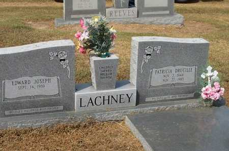 LACHNEY, PATRICIA DRUCILLE - Franklin County, Louisiana | PATRICIA DRUCILLE LACHNEY - Louisiana Gravestone Photos