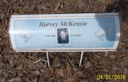 MCKENZIE, HARVEY - Franklin County, Louisiana | HARVEY MCKENZIE - Louisiana Gravestone Photos