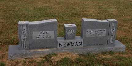 EDWARDS NEWMAN, ETHEL IRENE - Franklin County, Louisiana | ETHEL IRENE EDWARDS NEWMAN - Louisiana Gravestone Photos