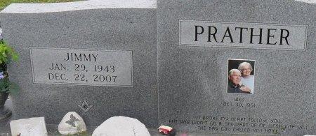 PRATHER, JIMMY (CLOSE UP) - Franklin County, Louisiana | JIMMY (CLOSE UP) PRATHER - Louisiana Gravestone Photos