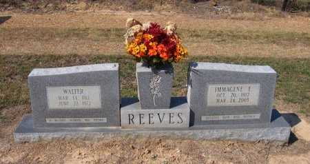 REEVES, RETHA IMMAGENE - Franklin County, Louisiana | RETHA IMMAGENE REEVES - Louisiana Gravestone Photos
