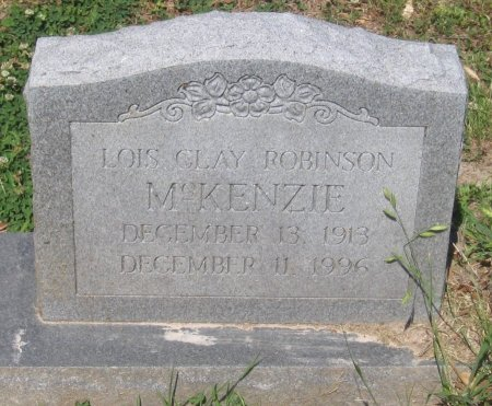 MCKENZIE, LOIS - Franklin County, Louisiana | LOIS MCKENZIE - Louisiana Gravestone Photos