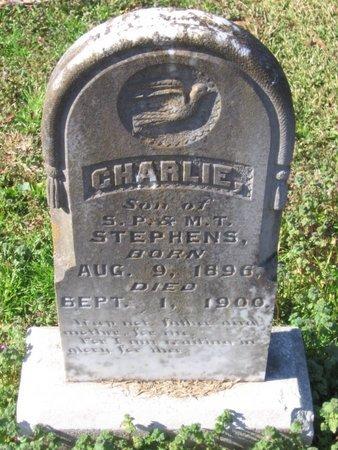 STEPHENS, CHARLIE - Franklin County, Louisiana   CHARLIE STEPHENS - Louisiana Gravestone Photos