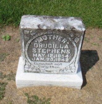 ALLEN STEPHENS, DRUCILLA R. - Franklin County, Louisiana | DRUCILLA R. ALLEN STEPHENS - Louisiana Gravestone Photos