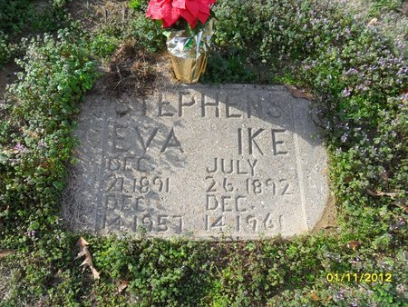 STEPHENS, IKE - Franklin County, Louisiana | IKE STEPHENS - Louisiana Gravestone Photos