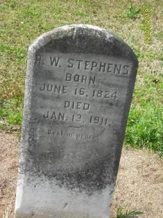STEPHENS, RICHARD WILLIAM - Franklin County, Louisiana | RICHARD WILLIAM STEPHENS - Louisiana Gravestone Photos