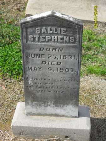 BATEY STEPHENS, SARAH E (SALLIE) - Franklin County, Louisiana | SARAH E (SALLIE) BATEY STEPHENS - Louisiana Gravestone Photos