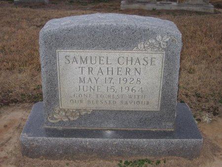 TRAHERN, SAMUEL CHASE - Franklin County, Louisiana   SAMUEL CHASE TRAHERN - Louisiana Gravestone Photos
