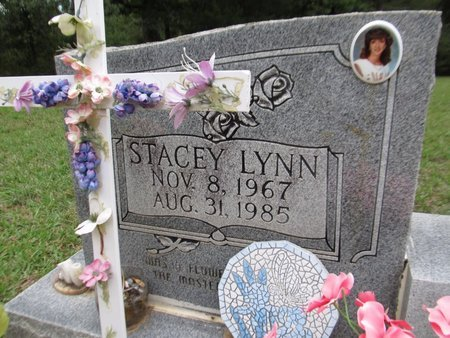 DUNN, STACEY LYNN (CLOSE UP) - Grant County, Louisiana | STACEY LYNN (CLOSE UP) DUNN - Louisiana Gravestone Photos