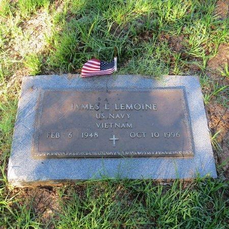 LEMOINE, JAMES L (VETERAN VIET) - Grant County, Louisiana | JAMES L (VETERAN VIET) LEMOINE - Louisiana Gravestone Photos