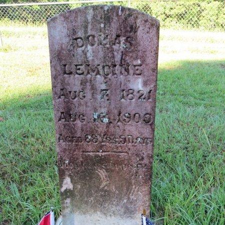 LEMOINE, DONAS - Grant County, Louisiana | DONAS LEMOINE - Louisiana Gravestone Photos