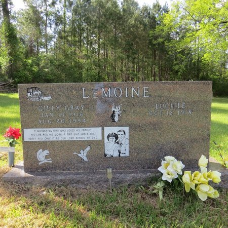 LEMOINE, MABLE LUCILLE - Grant County, Louisiana | MABLE LUCILLE LEMOINE - Louisiana Gravestone Photos