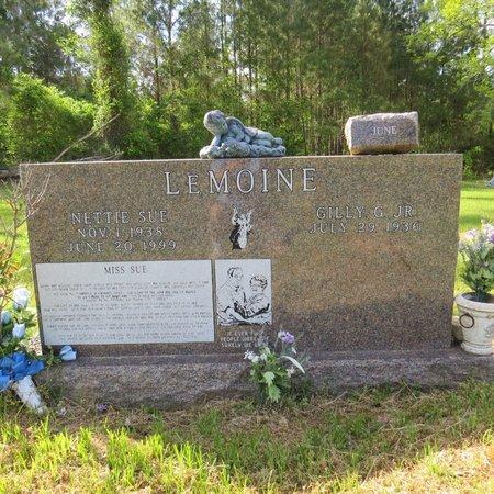LEMOINE, GILLY GRAY JR - Grant County, Louisiana   GILLY GRAY JR LEMOINE - Louisiana Gravestone Photos
