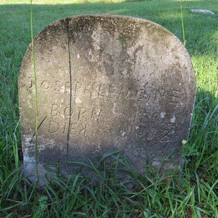 LEMOINE, JOSEPH - Grant County, Louisiana   JOSEPH LEMOINE - Louisiana Gravestone Photos