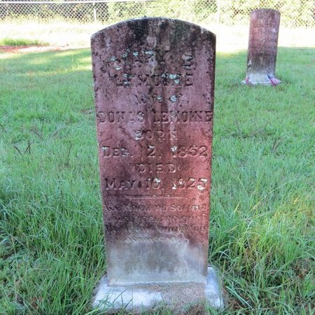 LEMOINE, MARY BALTHILDE - Grant County, Louisiana | MARY BALTHILDE LEMOINE - Louisiana Gravestone Photos