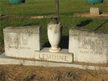LEMOINE, RUTH ANN - Grant County, Louisiana | RUTH ANN LEMOINE - Louisiana Gravestone Photos
