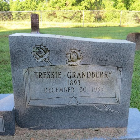LEMOINE, TRESSIE (CLOSE UP) - Grant County, Louisiana | TRESSIE (CLOSE UP) LEMOINE - Louisiana Gravestone Photos
