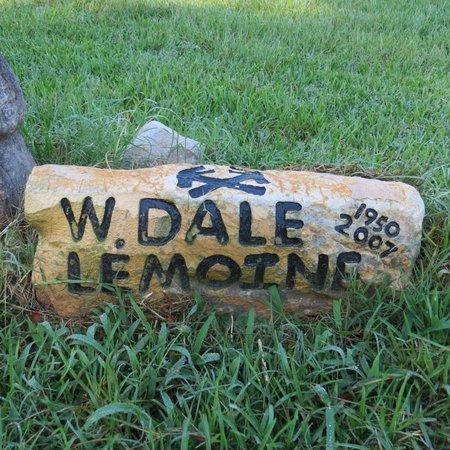 LEMOINE, W DALE - Grant County, Louisiana | W DALE LEMOINE - Louisiana Gravestone Photos