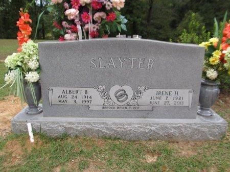 SLAYTER, DOTTIE IRENE - Grant County, Louisiana | DOTTIE IRENE SLAYTER - Louisiana Gravestone Photos